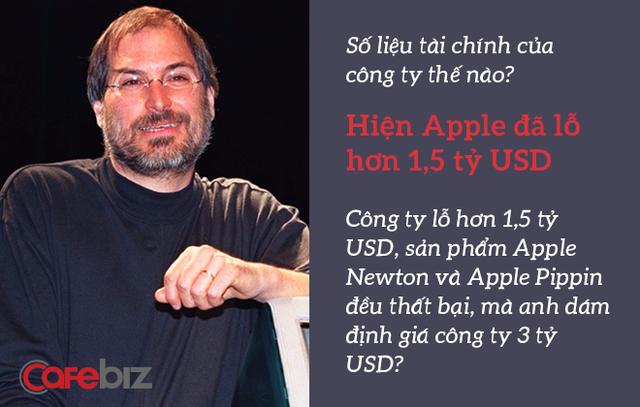 Nếu Steve Jobs gọi vốn trên Shark Tank Việt Nam, có lẽ Apple đã phá sản từ lâu, còn chúng ta vẫn đang xài Nokia cục gạch! - Ảnh 4.