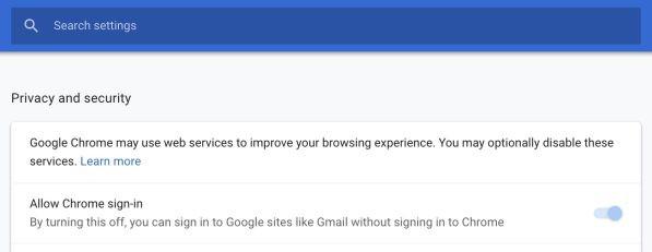 Google phát hành Chrome 70 cho Mac, Windows và Linux: Có tùy chọn check mail hoặc đăng nhập YouTube mà không cần đồng bộ hóa tài khoản Google - Ảnh 1.