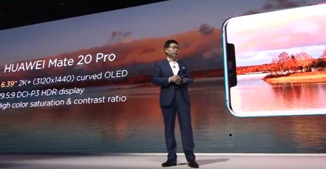 Bỏ qua Samsung, LG, Huawei dùng màn hình OLED của BOE cho Mate 20 Pro - Ảnh 1.