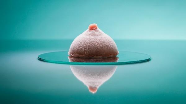 Cùng chiêm ngưỡng chiếc kem độc đáo chiến thắng cuộc thi thiết kế đồ ăn tại Anh. - Ảnh 1.