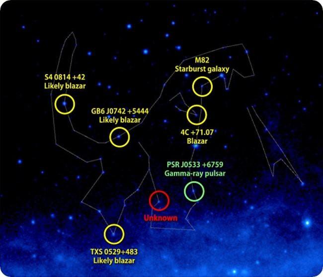 NASA đặt tên chòm sao mới là Godzilla: các chòm sao ghép lại đúng thành hình Godzilla thật! - Ảnh 2.