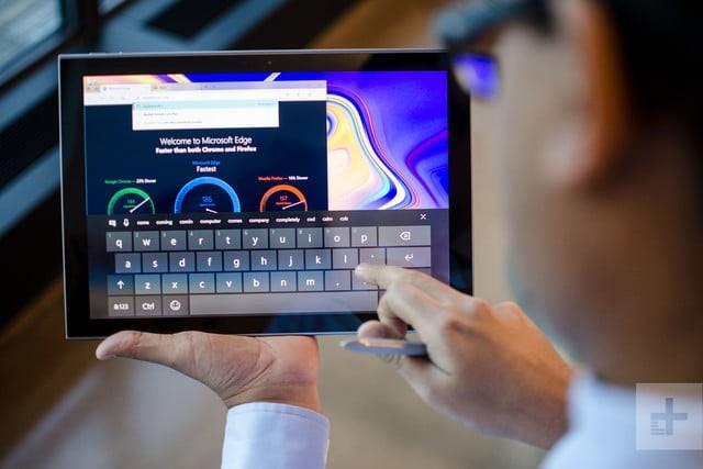 Cận cảnh Galaxy Book 2: Chiếc tablet Windows 10 đẳng cấp của Samsung - Ảnh 8.
