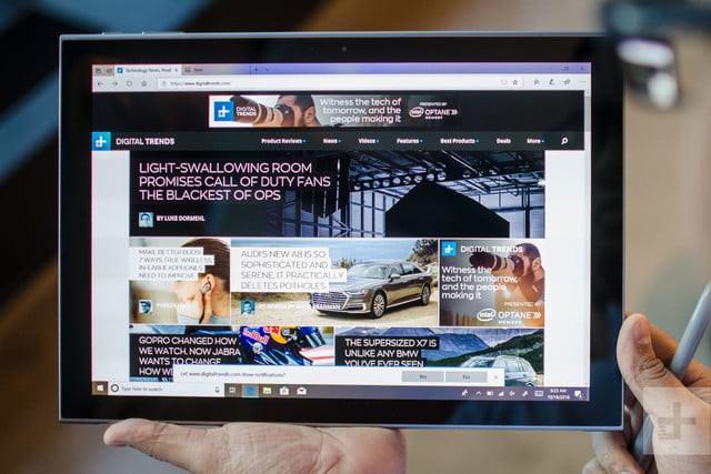 Cận cảnh Galaxy Book 2: Chiếc tablet Windows 10 đẳng cấp của Samsung - Ảnh 2.