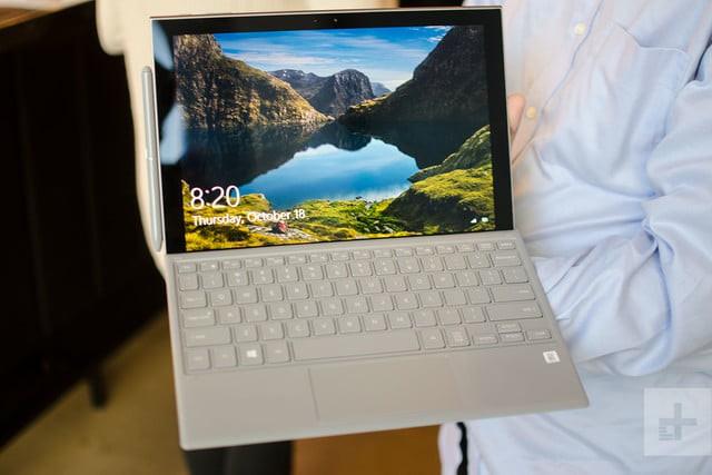 Cận cảnh Galaxy Book 2: Chiếc tablet Windows 10 đẳng cấp của Samsung - Ảnh 9.