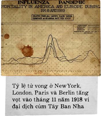 100 năm dịch cúm lớn nhất lịch sử nhân loại: Một con chim đậu xuống cửa sông mở đầu đại dịch giết chết 50 triệu người - Ảnh 9.