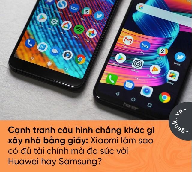 Nhìn thấu bản chất: Vì sao Xiaomi lại gây khó cho Mi 8 bằng cách ra mắt Pocophone - Ảnh 4.