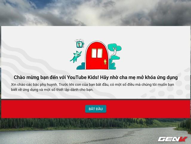 Youtube Kids chính thức phát hành cho người dùng Việt Nam! - Ảnh 3.