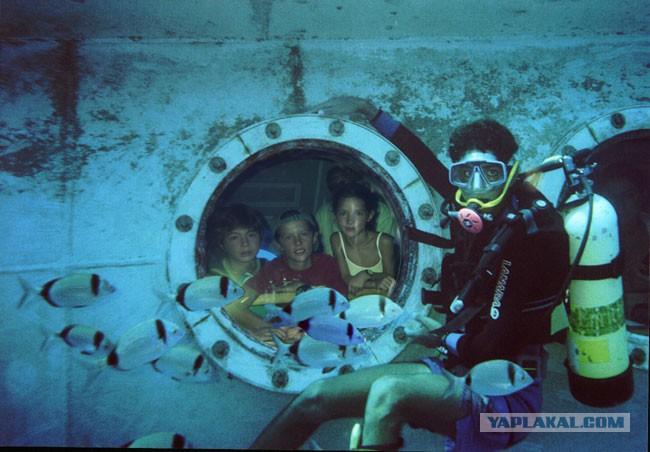 Xót xa số phận chiếc tàu ngầm du lịch đầu tiên của Liên Xô - Ảnh 10.