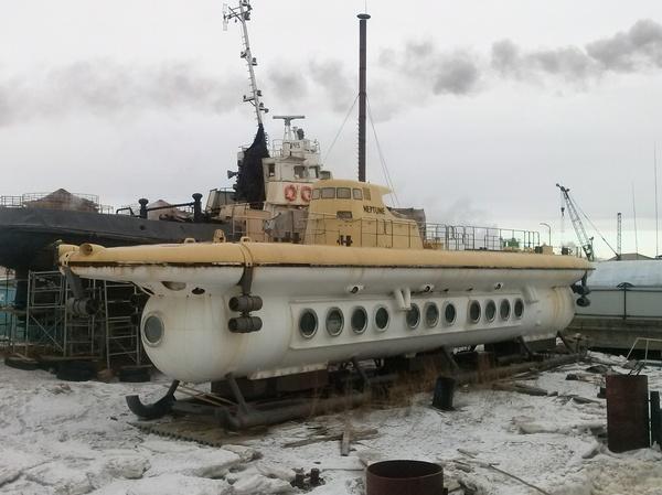 Xót xa số phận chiếc tàu ngầm du lịch đầu tiên của Liên Xô - Ảnh 3.