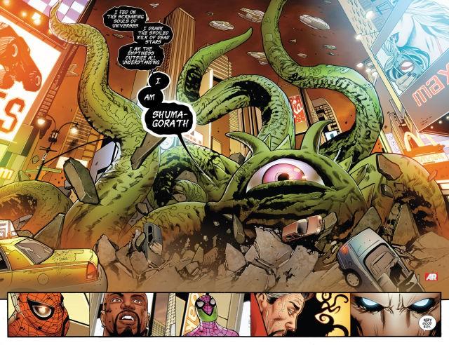 Bác sĩ Trang sẽ gặp đại ác ma nào trong Doctor Strange 2? - Ảnh 2.