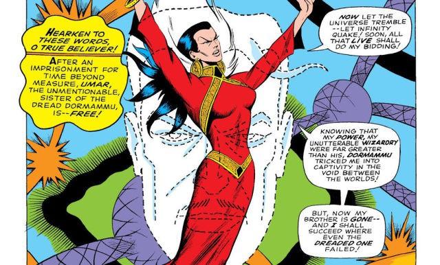 Bác sĩ Trang sẽ gặp đại ác ma nào trong Doctor Strange 2? - Ảnh 3.