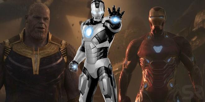 Giả thuyết mới về Avengers 4: Chìa khóa đánh bại Thanos nằm trong tủ đồ... Tony Stark? - Ảnh 2.
