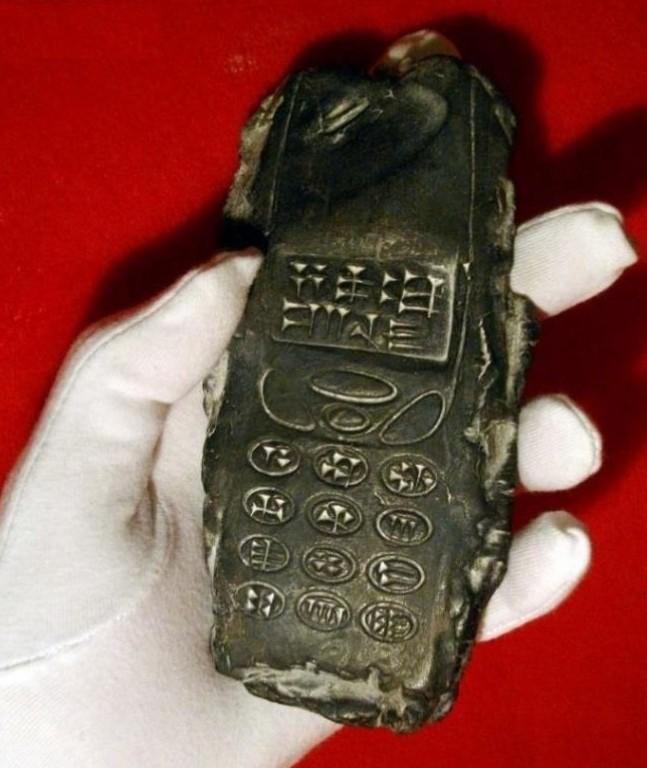 Những câu chuyện kỳ bí về ảnh chụp đĩa bay, người ngoài hành tinh và cả chiếc điện thoại Babylonokia - Ảnh 5.