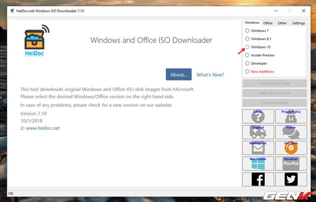 Windows 10 October 2018 đã được phát hành, và đây là những cách tải về chính thống bạn nên biết - Ảnh 13.