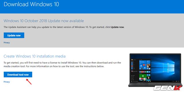 Windows 10 October 2018 đã được phát hành, và đây là những cách tải về chính thống bạn nên biết - Ảnh 4.