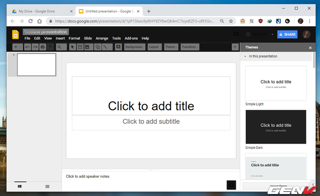 Kích hoạt giao diện nền tối màu cho Google Docs, không còn mỏi mắt khi gõ văn bản đêm - Ảnh 11.