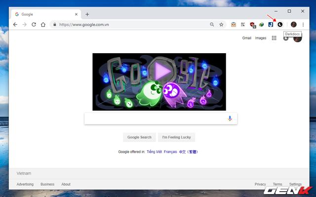 Kích hoạt giao diện nền tối màu cho Google Docs, không còn mỏi mắt khi gõ văn bản đêm - Ảnh 3.