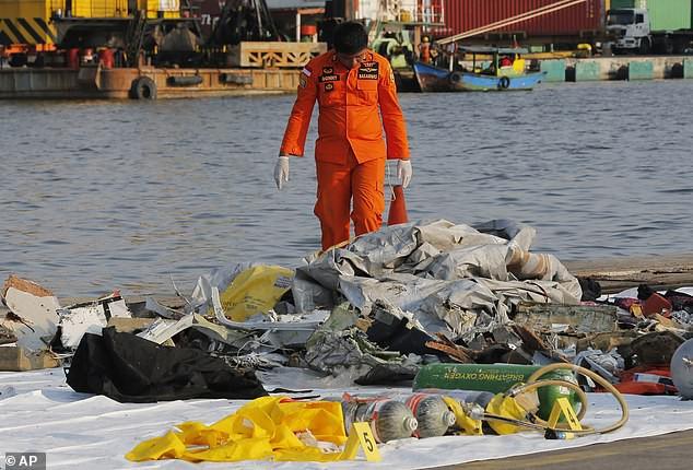 Hành khách duy nhất thoát khỏi thảm họa hàng không của Indonesia vì đến sân bay muộn 10 phút - Ảnh 3.