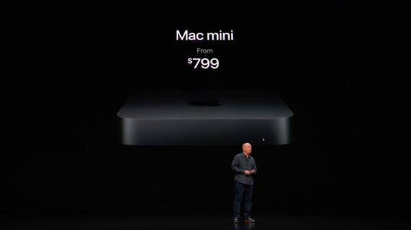 Sau đúng 1475 ngày chờ đợi, cuối cùng Apple cũng chịu ra mắt Mac mini phiên bản mới: Chip 4 nhân, 32GB RAM, giá từ 799 USD - Ảnh 1.