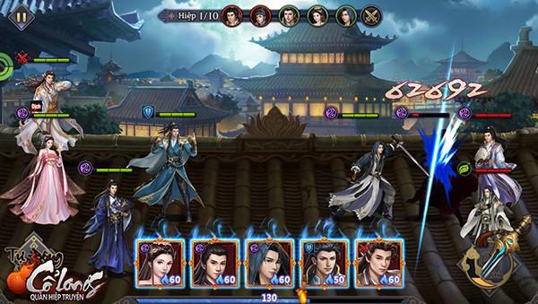 Toàn tập các game mobile online hot đã ra mắt tại Việt Nam trong tháng 10 này - Ảnh 1.