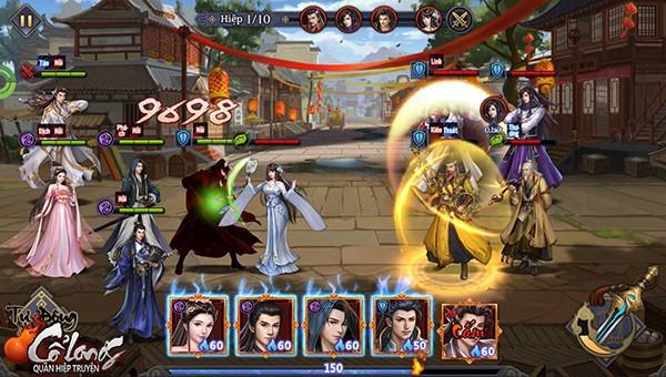 Toàn tập các game mobile online hot đã ra mắt tại Việt Nam trong tháng 10 này - Ảnh 2.