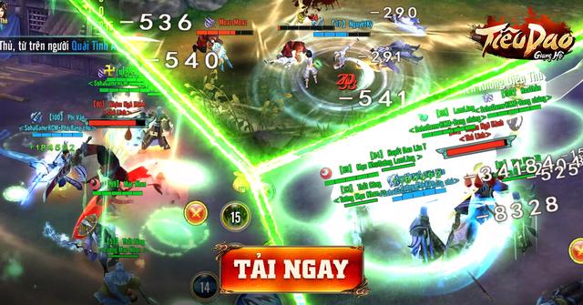 Toàn tập các game mobile online hot đã ra mắt tại Việt Nam trong tháng 10 này - Ảnh 10.