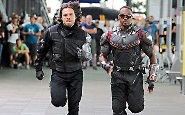 Marvel đang phát triển TV series về Falcon và Winter Soldier - Ảnh 1.