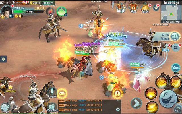 Toàn tập các game mobile online hot đã ra mắt tại Việt Nam trong tháng 10 này - Ảnh 3.