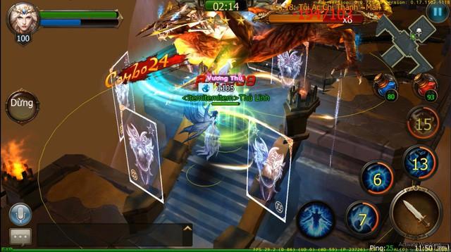 Toàn tập các game mobile online hot đã ra mắt tại Việt Nam trong tháng 10 này - Ảnh 4.