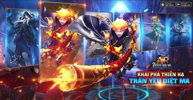 Toàn tập các game mobile online hot đã ra mắt tại Việt Nam trong tháng 10 này - Ảnh 7.