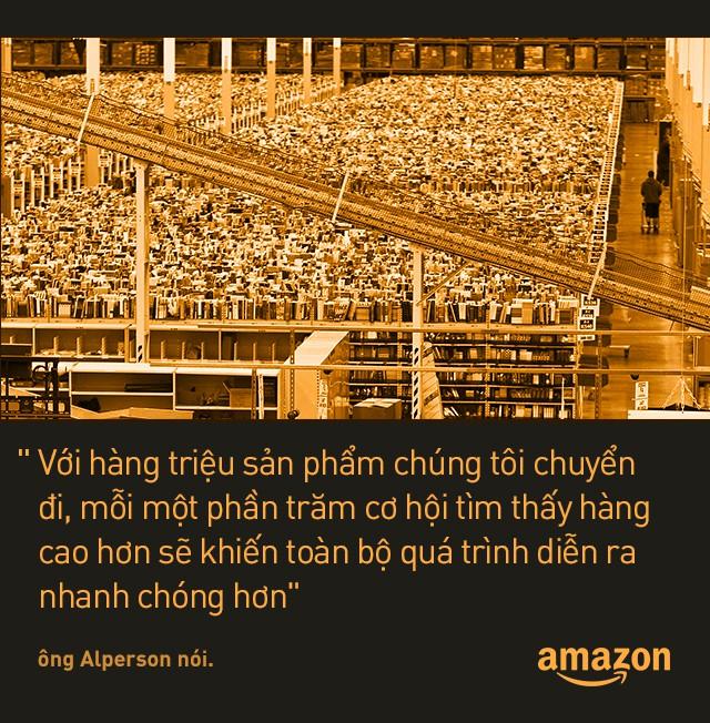 Kho hàng Amazon: tiện đâu vứt đấy, không cần sắp xếp theo thứ tự nhưng lại hiệu quả nhất thế giới là sao? - Ảnh 5.