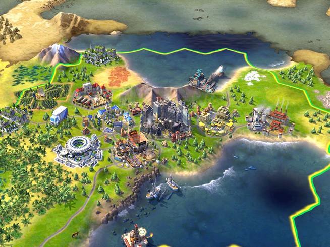 Game chiến thuật đỉnh cao Civilization VI chính thức ra mắt trên iPhone, đang giảm giá 60% - Ảnh 3.
