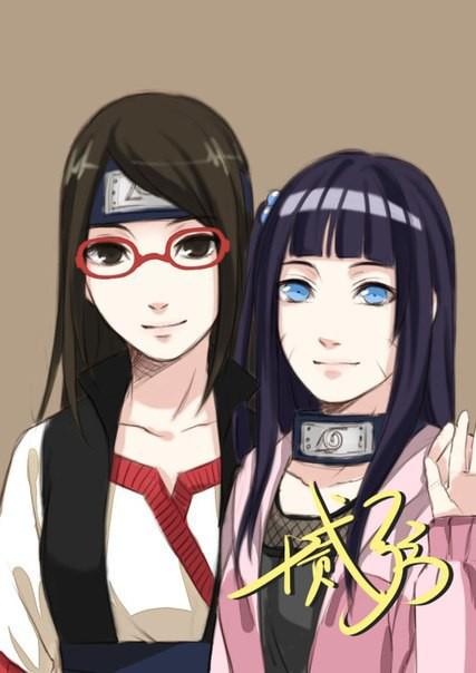 Boruto: Himawari Uzumaki và Sarada Uchiha, ai sẽ trở thành Kunoichi mạnh mẽ được yêu thích hơn trong tương lai - Ảnh 4.
