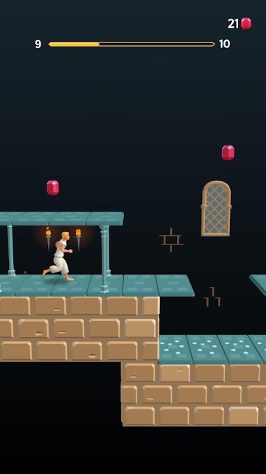 Prince of Persia: Escape – game hoài cổ mang phong cách Hoàng Tử Ba Tư cực thú vị - Ảnh 1.
