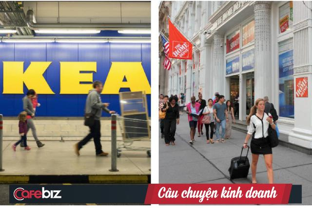 Đều là nội thất bắt khách tự lắp ráp, nhưng tại sao IKEA thành công vang dội ở Trung Quốc còn Home Depot phải cuốn gói về nước? - Ảnh 1.