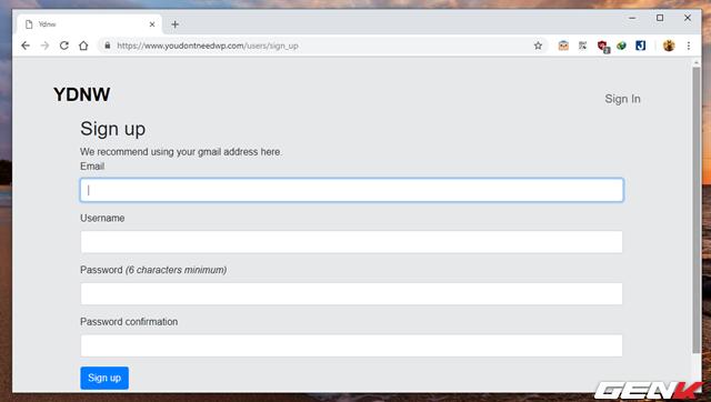 Hướng dẫn tự tạo trang Blog cá nhân với Google Docs mà không cần đến kiến thức về lập trình web - Ảnh 1.