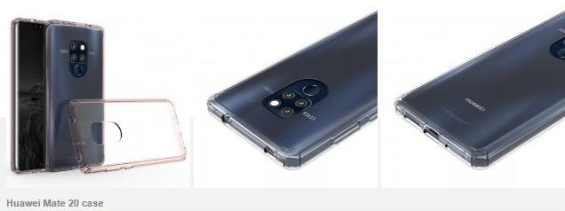 Huawei Mate 20 sẽ có jack 3.5mm, Mate 20 Pro thì không - Ảnh 1.