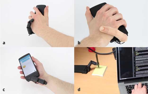 Đến sợ với ngón tay robot MobiLimb, phụ kiện hô biến smartphone của bạn trở thành vật thể sống - Ảnh 2.