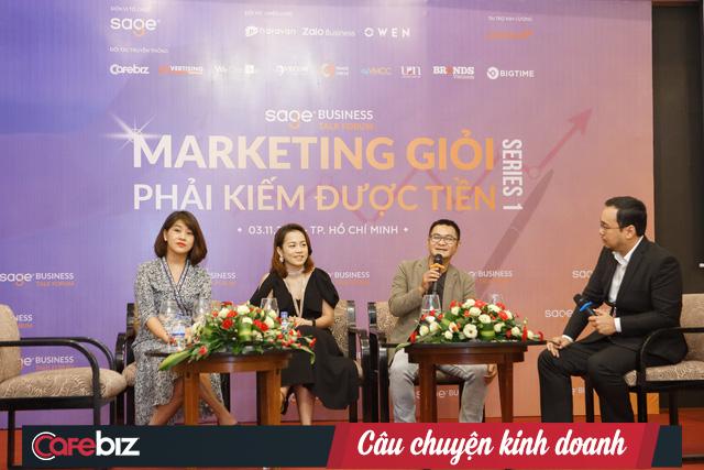 Marketing tiết kiệm kiểu TGDĐ: Không truyền thông cho mình mà tập trung marketing cho hãng, vì hãng càng bán được nhiều hàng thì công ty càng kiếm được nhiều tiền hơn - Ảnh 1.