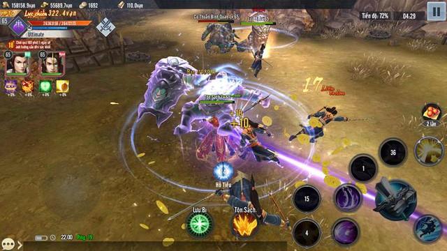Một vòng các game mobile hấp dẫn mới ra mắt game thủ Việt tuần qua - Ảnh 1.
