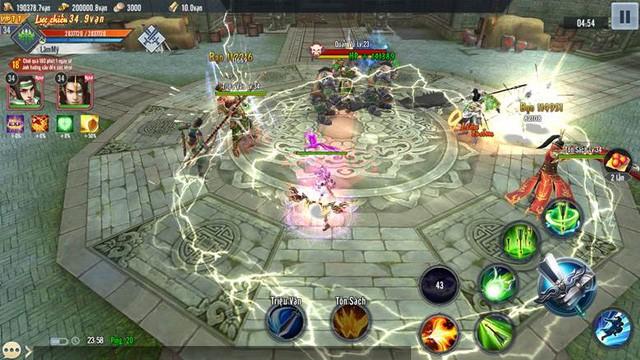 Một vòng các game mobile hấp dẫn mới ra mắt game thủ Việt tuần qua - Ảnh 2.