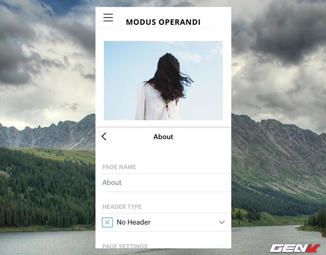 Tạo website miễn phí, cực dễ và chuyên nghiệp ngay trên smartphone với Weebly - Ảnh 10.