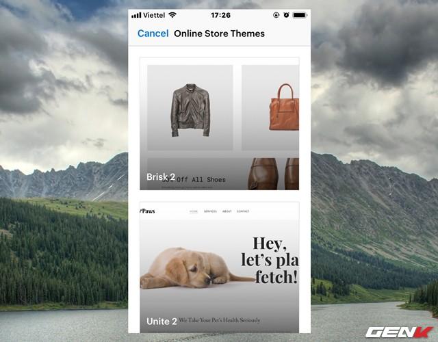 Tạo website miễn phí, cực dễ và chuyên nghiệp ngay trên smartphone với Weebly - Ảnh 14.