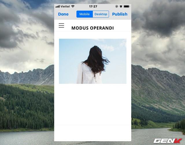 Tạo website miễn phí, cực dễ và chuyên nghiệp ngay trên smartphone với Weebly - Ảnh 15.