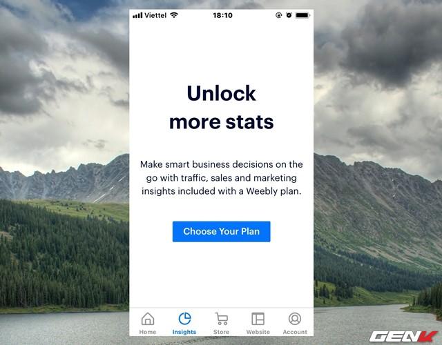 Tạo website miễn phí, cực dễ và chuyên nghiệp ngay trên smartphone với Weebly - Ảnh 17.