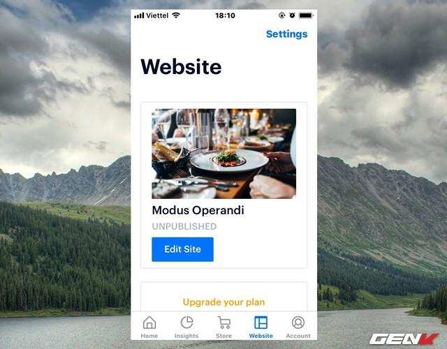 Tạo website miễn phí, cực dễ và chuyên nghiệp ngay trên smartphone với Weebly - Ảnh 19.