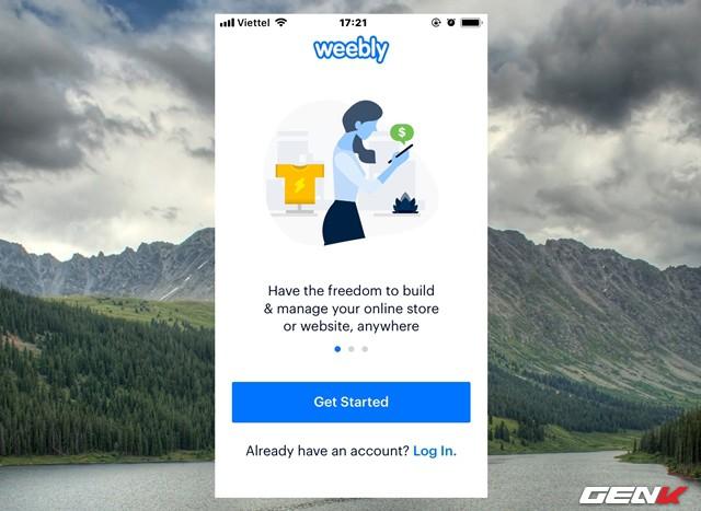 Tạo website miễn phí, cực dễ và chuyên nghiệp ngay trên smartphone với Weebly - Ảnh 3.