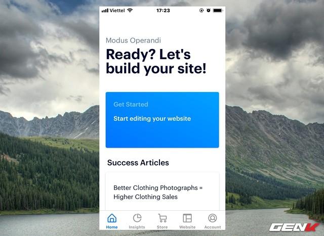 Tạo website miễn phí, cực dễ và chuyên nghiệp ngay trên smartphone với Weebly - Ảnh 5.