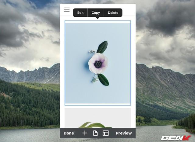 Tạo website miễn phí, cực dễ và chuyên nghiệp ngay trên smartphone với Weebly - Ảnh 7.