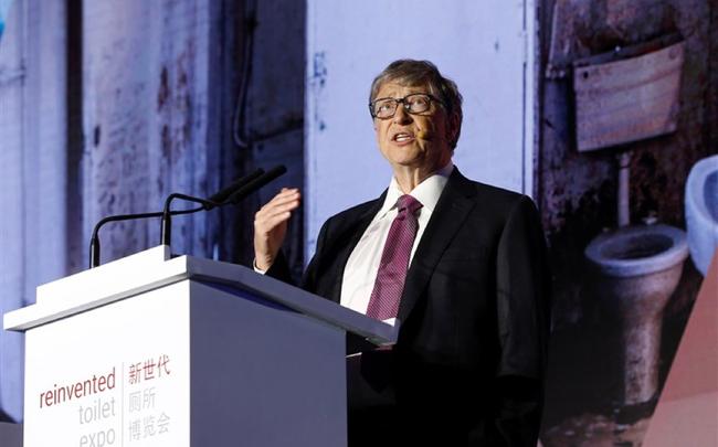 Bill Gates: Toilet thế hệ mới là một chiến dịch kinh doanh hoàn toàn nghiêm túc - Ảnh 1.